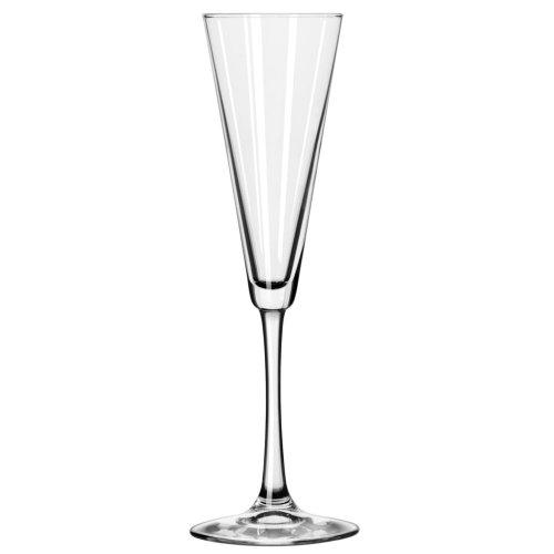 Libbey 7552 Vina 65 Ounce Trumpet Flute Glass - 12  CS