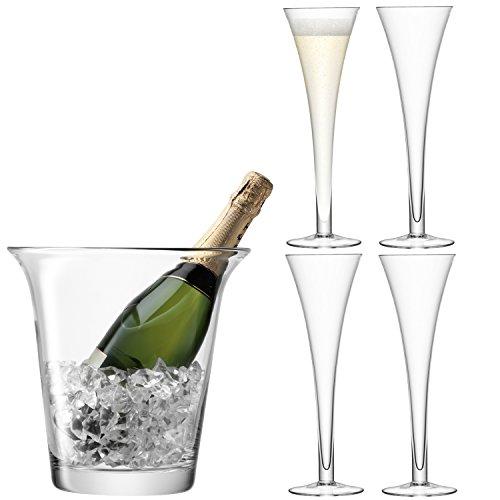 LSA International Bar Champagne Set 9567 fl oz Clear