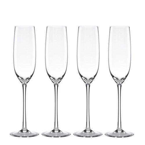 Lenox Tuscany Classics Fluted Champagne Set of 4