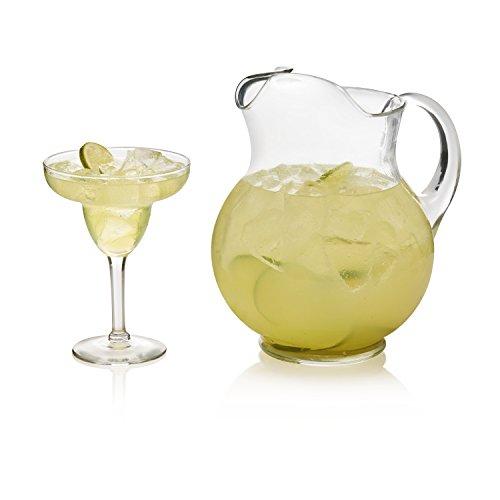 Libbey Cancun 7-piece Margarita Glass Entertainment Set