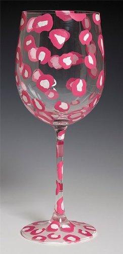 Lolita Wine Glass Cupids Party Valentine Retired - Wine Martini New Love