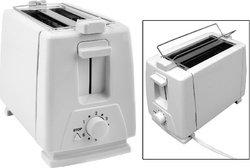 Kitchenworthy - Kitchenworthy 2 Slice Toaster & Bun Warmer
