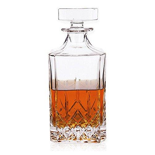 St Lorenz Cut Glass Liquor Decanter