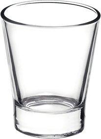 Bormioli Rocco Caffeino Espresso Shot Glasses, Clear, Set Of 6