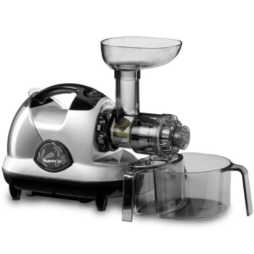 Kuvings NJE-3580U Masticating Slow Juicer Silver