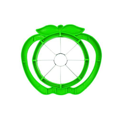 Large Apple Cutter New Advanced Apple Slicer Cutter Slitter Stainless Steel Apple Slicer Ergonomic Handle and Plasticshun yi