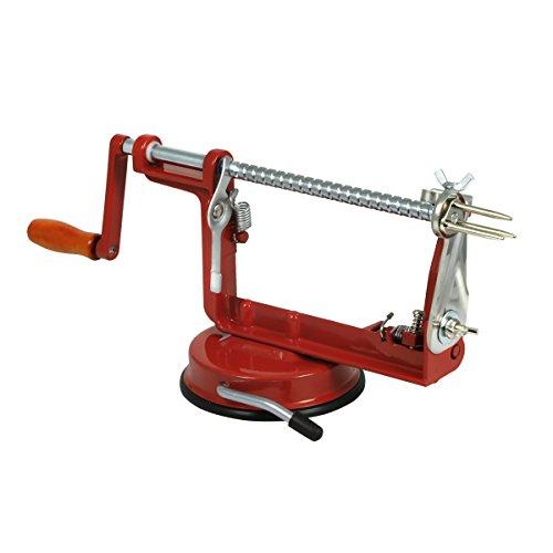 Farberware Apple Peeler Slicer and Corer Small Red