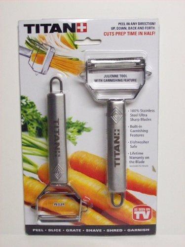 Titan Peeler TTPLR Slicer Peeler