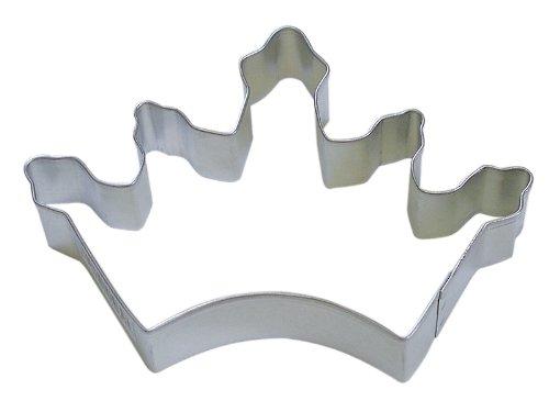 R&M Cookie Cutter 5-Inch Crown Tinplated Steel