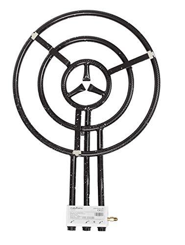 Mabel Home Paella Pan Propane Gas Burner 60 cm  2365 inc