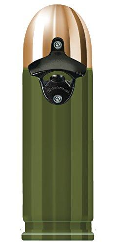 Wicked Eye Bottle Opener with Magnetic Cap Catcher Bullet 7810