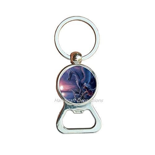 Dragon Bottle openerDraon JewelryDragon Bottle opener KeychainGlass Bottle opener Bottle opener KeychainGift Idea for sBest Gift For WomenGift For sF130