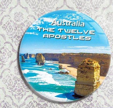 Australian tourism souvenir gifts Refrigerator bottle opener The twelve rock