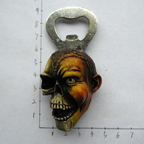Creative skulls refrigerator bottle opener Commercial bar KTV specialty