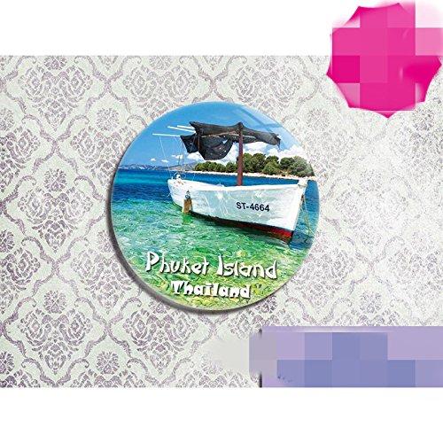 Thailands tourism souvenir Refrigerator bottle opener Island of phuket 1
