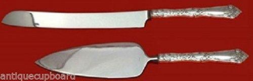 Berain by Wallace Sterling Silver Wedding Cake Knife Set 2pc HHWS Custom Made