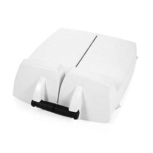 BOSKA 550601 Commander Pro Cheese Wire Slicer NSF Certified White
