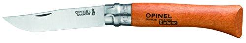 Opinel N10 - Carbon Steel Blade Picnic Knife