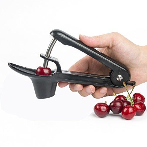 Cherry Pitter ToolSSlife Olive Pitter Remover Black