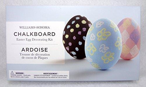 Williams-Sonoma Chalkboard Easter Egg Decorating Kit