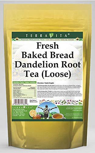 Fresh Baked Bread Dandelion Root Tea Loose 4 oz ZIN 551787