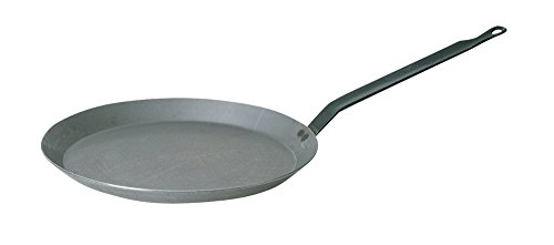 De Buyer Blue Steel French Crepe Pan 22 Cm
