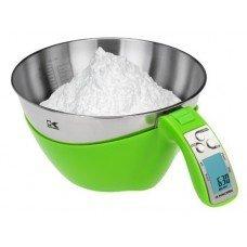 Kalorik iSense Food Measuring Cup Scale Lime Green