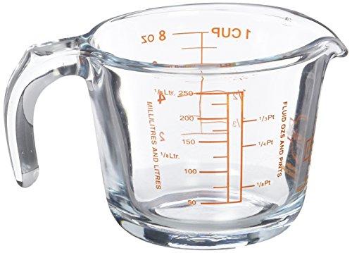 Arcuisine Borosilicate Glass Measuring Cup 845 oz