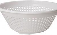 United-Solutions-Kw0005-Four-Quart-White-Plastic-Colander-In-White-4qt-Plastic-Pasta-Strainer-In-White7.jpg