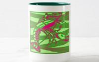 Zazzle-Fuscia-Pink-Lobster-Sea-Ocean-Crustacean-Maine-Coffee-Mug-Hunter-Green-Two-Tone-Mug-15-oz-7.jpg