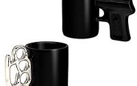 2-Pack-GIFT-SET-1-5-oz-Silver-Brass-Knuckles-and-Black-Pistol-Grip-Shot-Glass-Novelty-GIFT-19.jpg