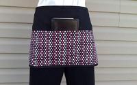 Waitress-or-Server-Polk-a-dots-Glitter-Design-apron-3-pocket-black-half-waist-apron-restaurants-Check-out-300-More-prints-Handmade-Janet-Aprons-cooking-kitchen-craft-gardening-aprons-45.jpg