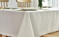 maxmill-Jacquard-Poly-Cotton-Tablecloth-Geometric-Pattern-Spillproof-Water-Resistant-Wide-Hem-Heavy-Weight-Soft-Table-Cloth-for-Kitchen-Dining-Tabletop-Decoration-Rectangle-Cream-58x104-Inch-3.jpg